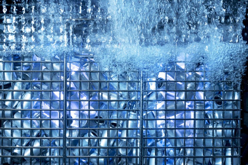 Verfahrenstechnische Prozessschritte - Schwallfluten